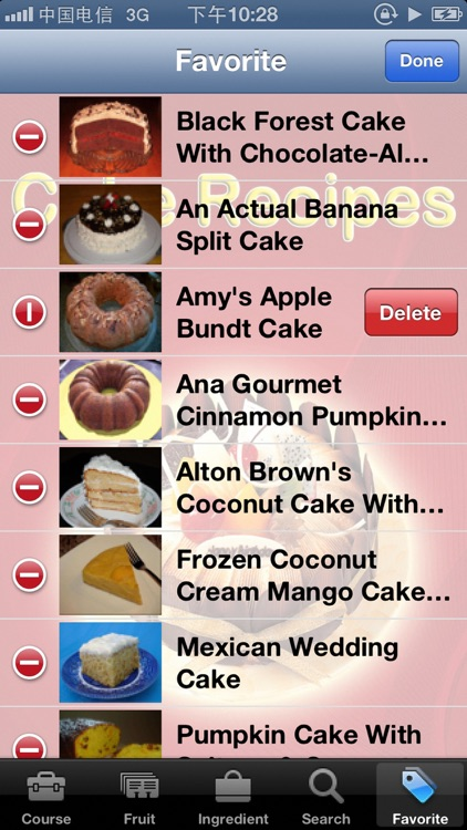 10000+ Cake Recipes screenshot-4