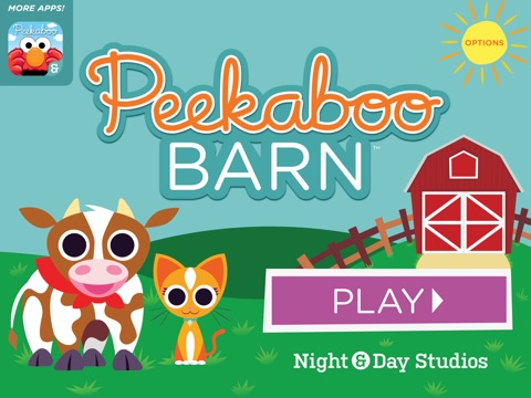 Peekaboo Barn Screenshot