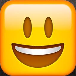 EmojiBig Emoji - Big Emojis Emoticons Art icons for put in your photos app for free