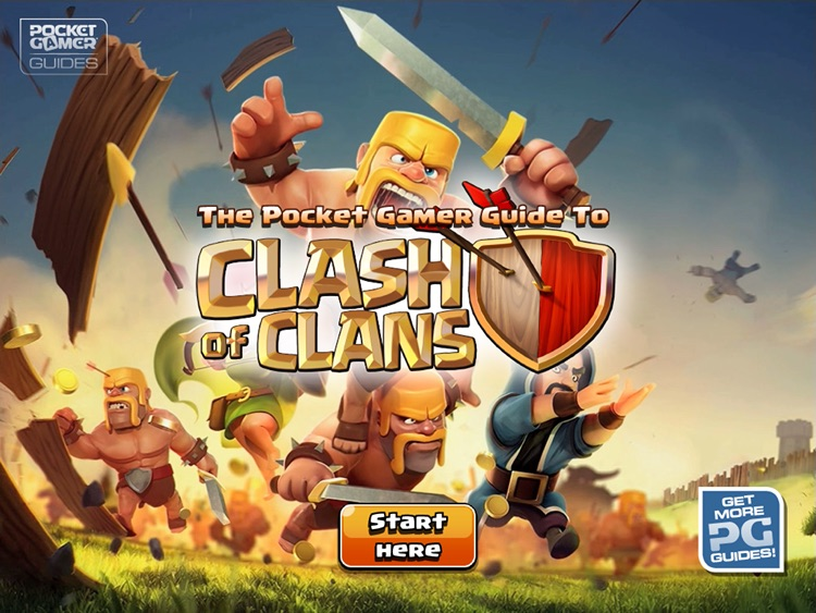 The Pocket Gamer Guide to Clash of Clans screenshot-0