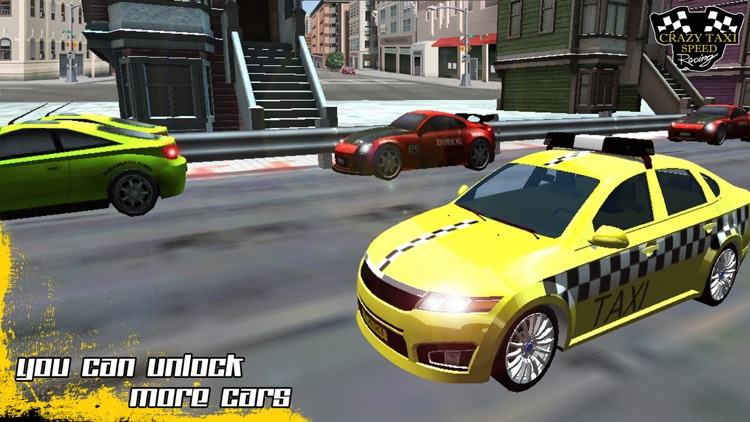 ` Fast Taxi Driver race mania 3D - Super Highway racing game