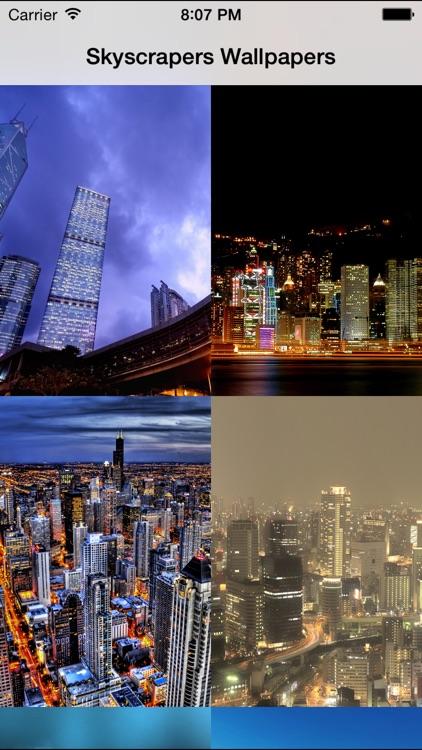 Skyscrapers Wallpapers