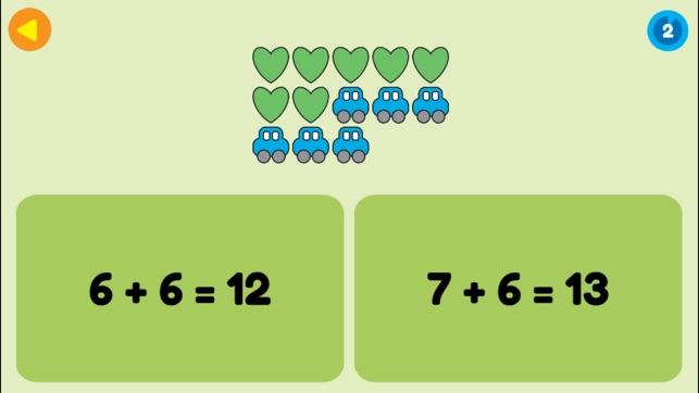 MathLab for Grade1 Screenshot