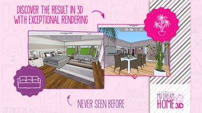 Screenshot #10 for Home Design 3D: My Dream Home