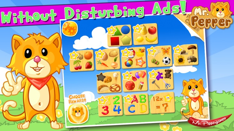 Amazing Shapes Puzzle - Education forms and objects puzzles for babies, kindergarten preschool kids and toddlers screenshot-3