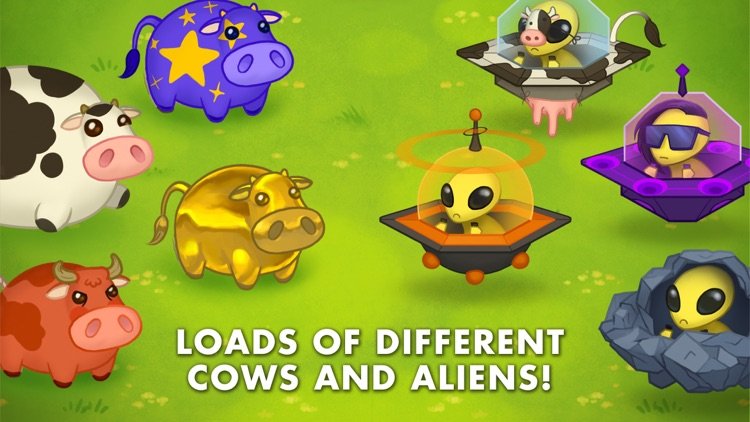 Cows vs Aliens screenshot-3