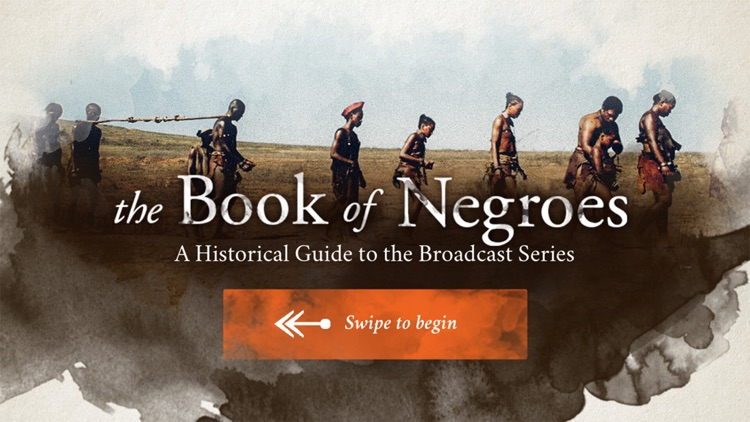 The Book of Negroes Historical Guide