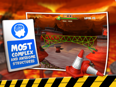 Bridge Builder Simulator - Real Road Construction Sim-ipad-4