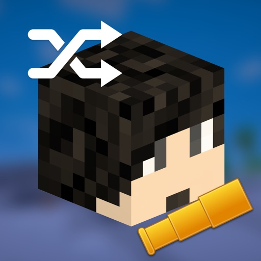 Easy Skin Shuffle Pro For Minecraft Quick Skins Shuffler By Craig - Skins para minecraft quick