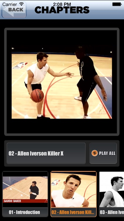 23 Ways To Destroy Your Defender: Scoring Moves and Counter - Moves Of The Superstars - With Coach Ganon Baker - Full Court Basketball Training Instruction