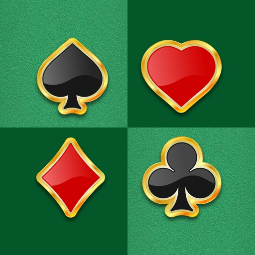 2048 Ace the Cards Puzzle icon