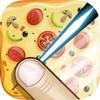 Pizza Shop Crazy Chef! - Pizzeria Kitchen: Cut and Slice Fever!