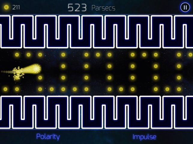 Bipolarity, game for IOS