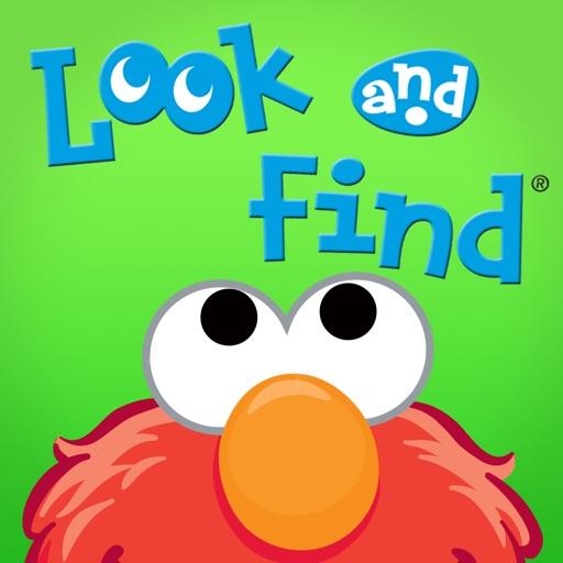 Look and Find® Elmo on Sesame Street