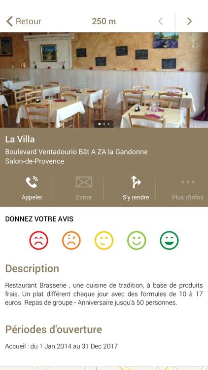 Salon-de-Provence Tour screenshot-4