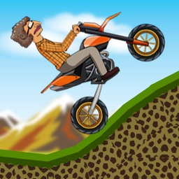 Newton's SuperBike Physics - Hill Climb In This Hillbilly Racing Game