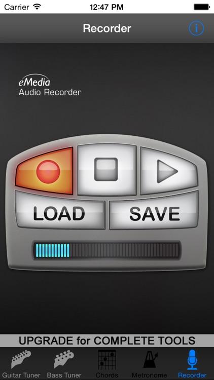 eMedia Guitar Tuner Free