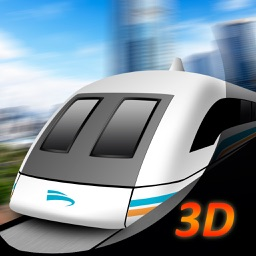 Maglev Train Driver 3D Free