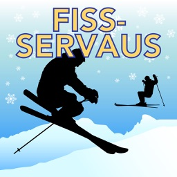 Serfaus-Fiss-Ladis Ski Map