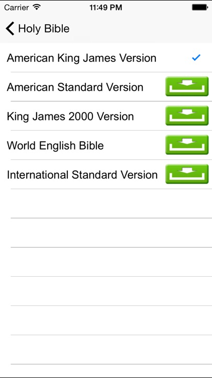 Holy Bible Free* screenshot-4