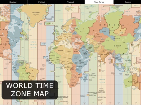World Map Store.World Map For Ipad Free Revenue Download Estimates Apple App