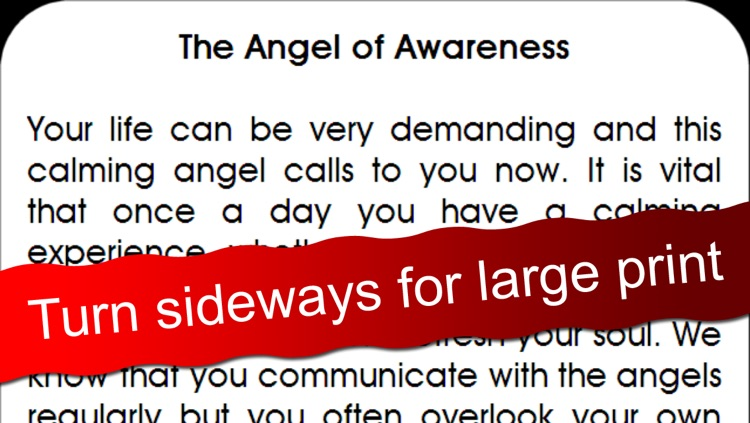 Angel Heart Oracle Cards - Seraphina of Elvenstone screenshot-3