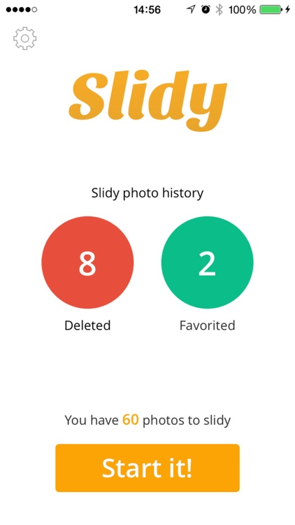 Slidy Pro - The most effective way to delete and manage your photos, free storage space