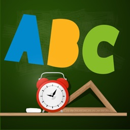 ABC for kids - educational game. Baby learn english alphabet with fun!