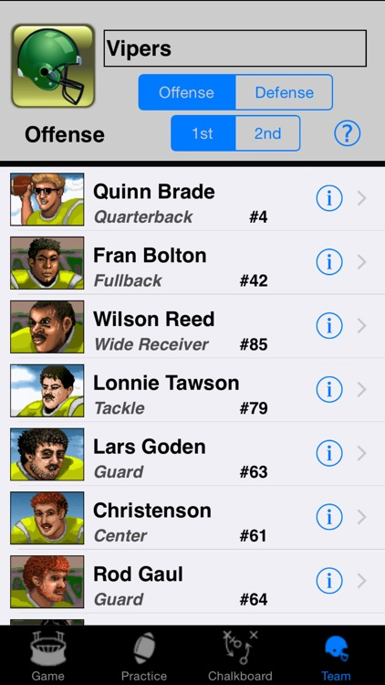 PlayMaker Football screenshot-3