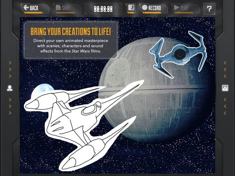 Star Wars Creativity Studio screenshot-4