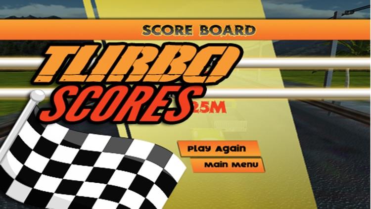 Nitro Street Racer - Best Free 3D Racing Road Games screenshot-3