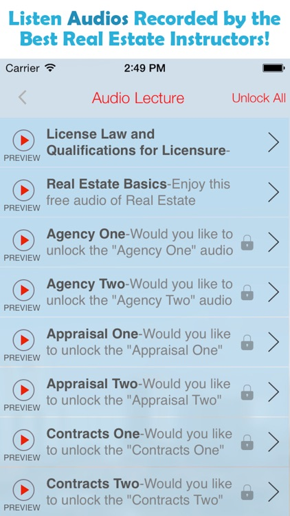 NC Real Estate Exam Prep screenshot-4