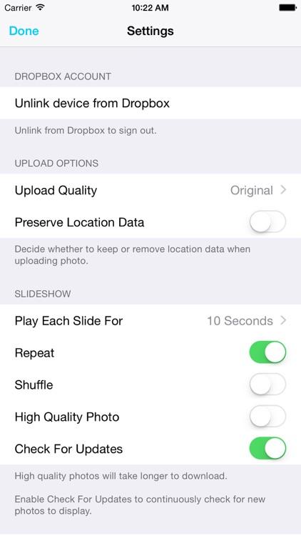 Gondola For Dropbox screenshot-4