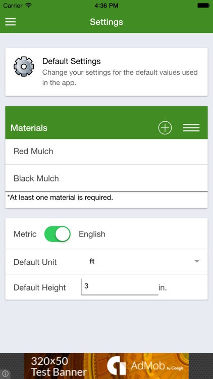 Mulching Calculator - FREE by Smartware Design