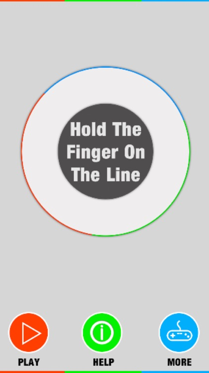 Hold The Finger On The Line