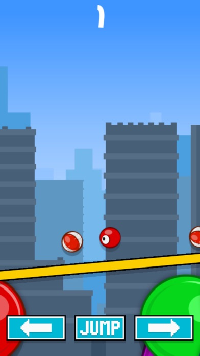 Beach Balls vs Red Ball FREE-1