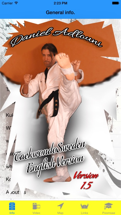 TKD Sweden screenshot-0
