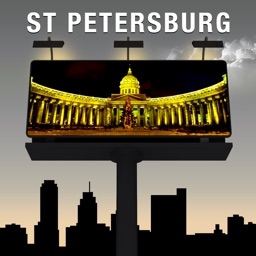 Saint Petersburg Offline Map Tourism Guide