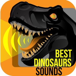 The Best Dinosaurs Sounds