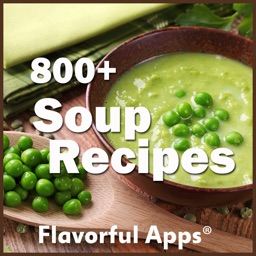 Soup Recipes from Flavorful Apps®