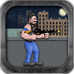 Alcatraz Prison Escape Gangster Shoot-ing City Crime Game