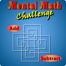 Activities of Mental Math Challenge Add and Subtract
