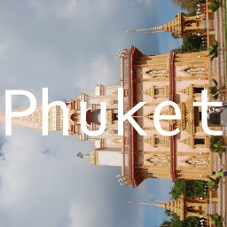 hiPhuket: Offline Map of Phuket (Thailand)