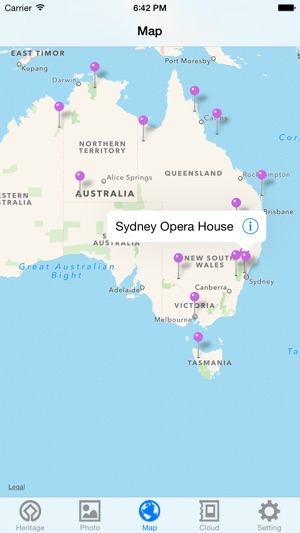 World heritage in australia on the app store gumiabroncs Gallery