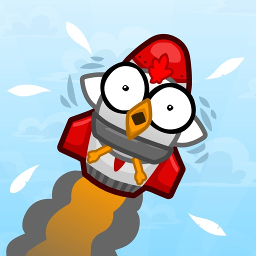 Rocket Bird Dash – The Fun Endless Flying Game. Take Flight!