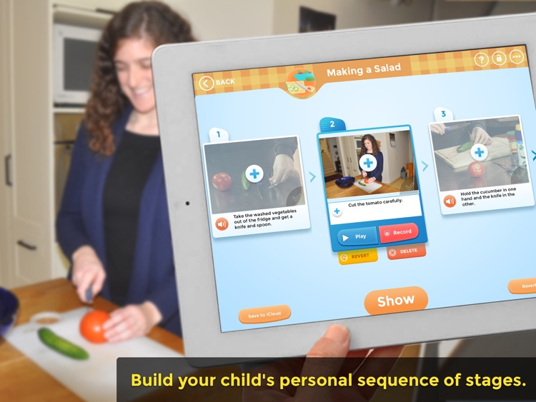 iDo Food – Kids with special needs learn dining skills (Full version) screenshot-3