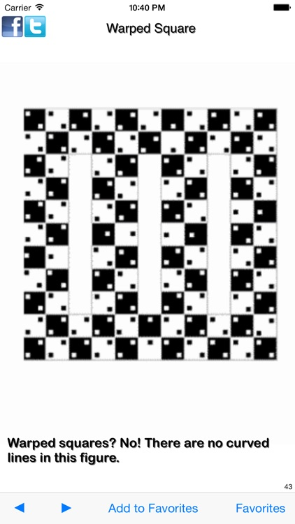 Optical Illusions - Images That Will Tease Your Brain screenshot-3