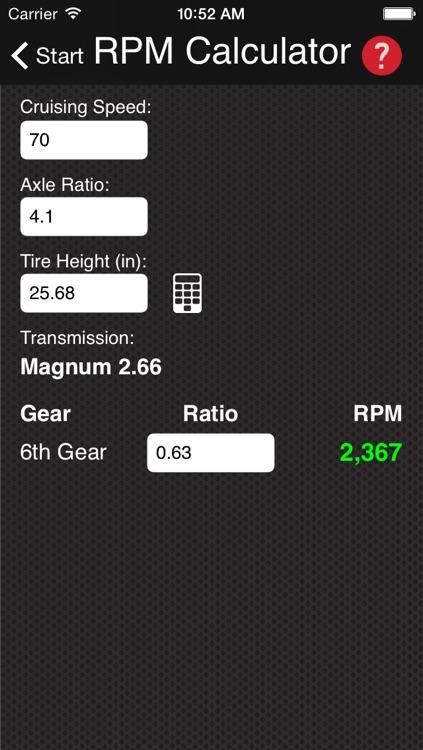 TREMEC Toolbox screenshot-4