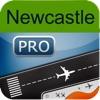 Newcastle Airport-Flight Tracker