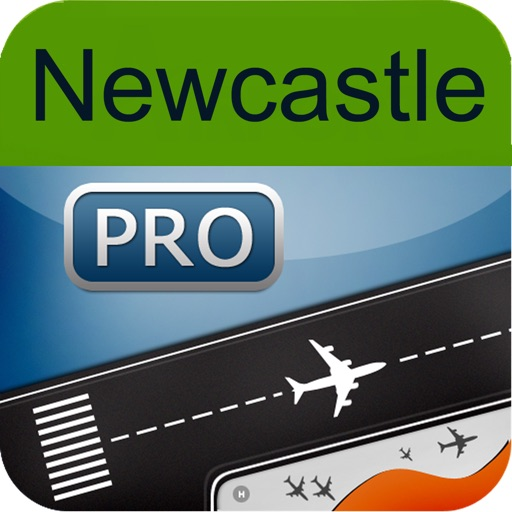 Newcastle Airport-Flight Tracker